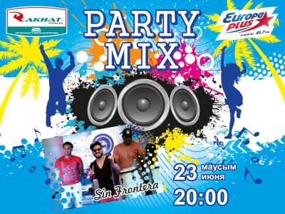 Sin Frontera на Party Mix